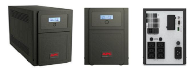 APC Easy UPS SMV 750VA 1500VA 2000VA 230V